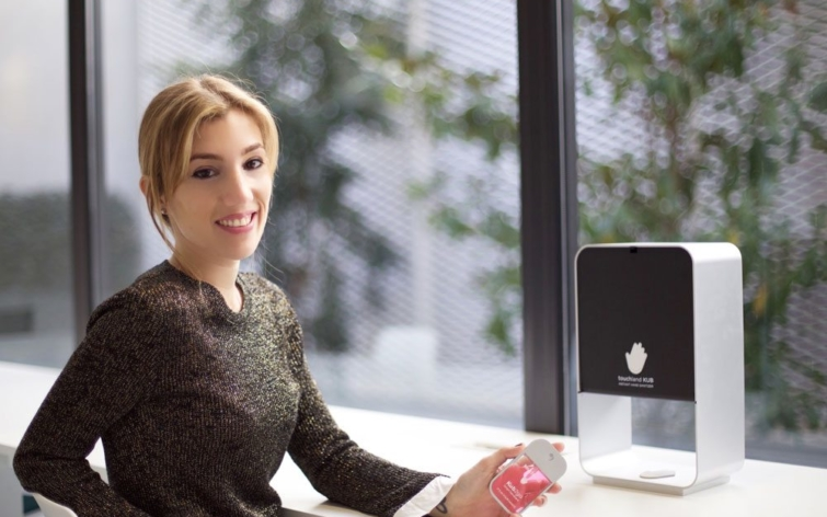 Female Founder Changing Hand Sanitizer Industry