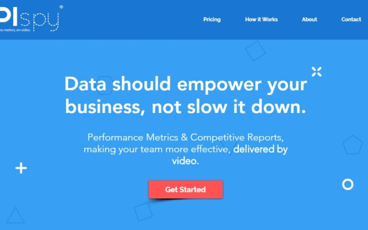 KPIspy Delivers Data Analytics Comprehensible Videos for SMBs