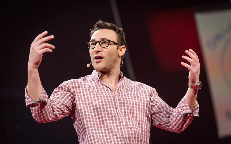 Simon Sinek PR & Marketing Guide For Entrepreneurs