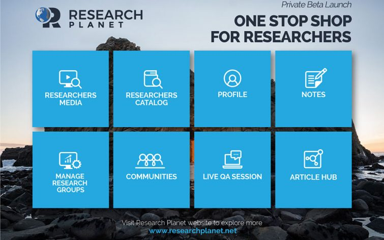How Research Planet Will Connect More Researchers and Scientists to Foster Collaborations