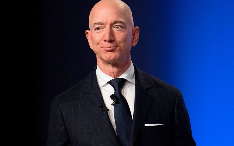 Bezos' 5 Predictions for Entrepreneurs to Get Ahead