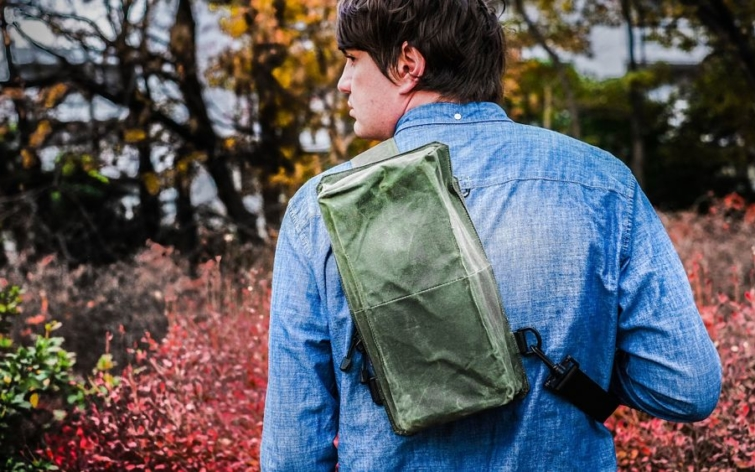 Slingbag- Two Successful Crowdfunding Campaigns