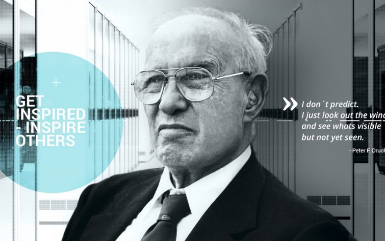 Peter Drucker 5 Rules for Successful Startup Founders