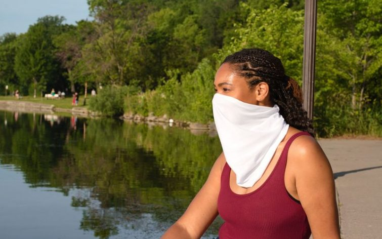 Transform Breathing with Aroma Haelo Safety Face Masks