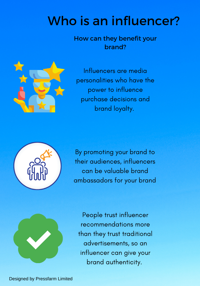 The benefits of influencer relationships