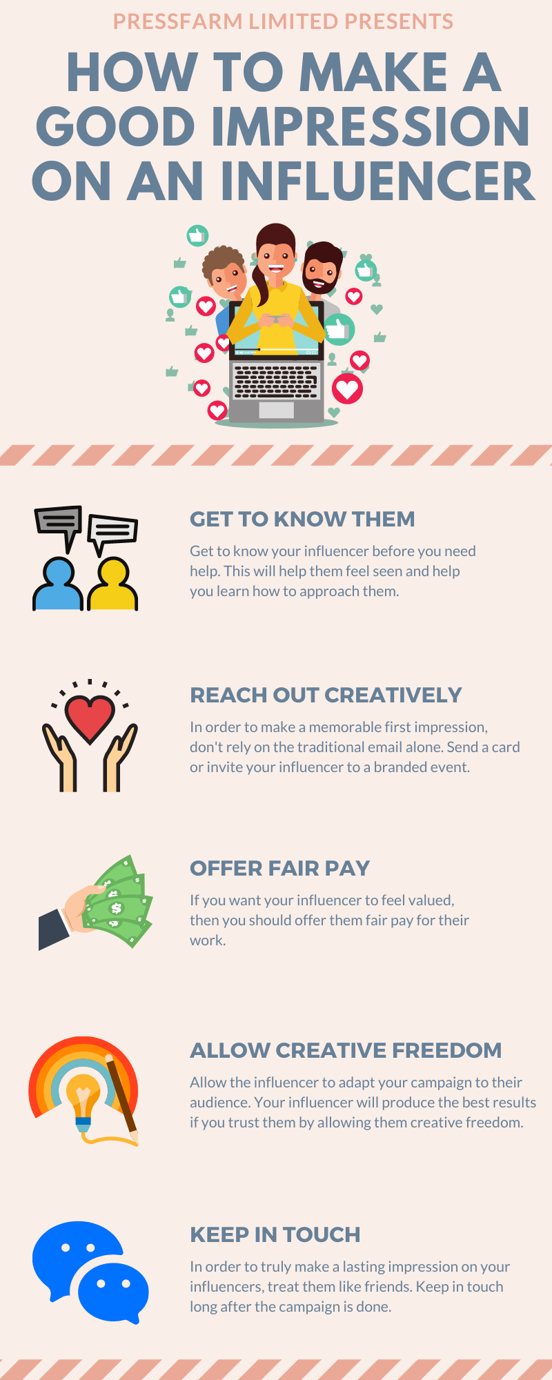 how to build influencer relationships